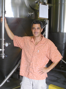 Rich Tucciarone of Kona Brewing