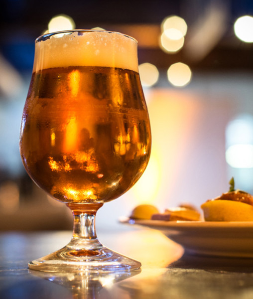 Chef + Brewer = Elevated Beer + Food Pairings