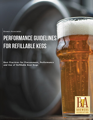 Keg Guidelines