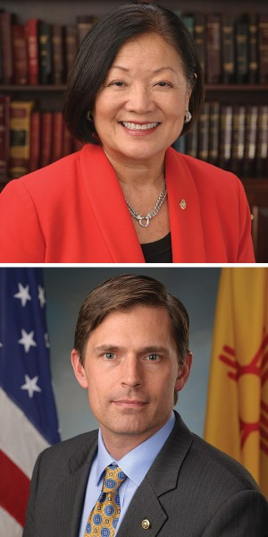 Senators Hirono and Heinrich join Senate Small Brewers Caucus