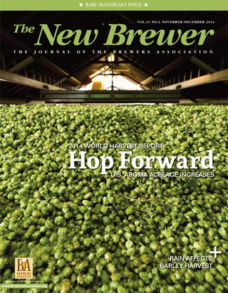 Nov/Dec 2014 The New Brewer