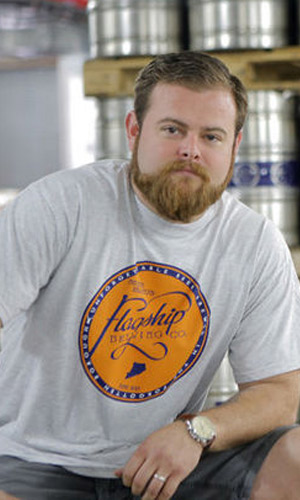 Jay Sykes The Flagship Brewing Co