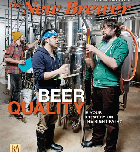 MA2015 The New Brewer