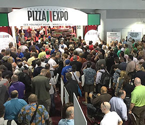 Pizza Expo Craft Beer Pavilion