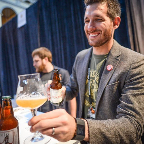 SAVOR 2015 Beer and Food