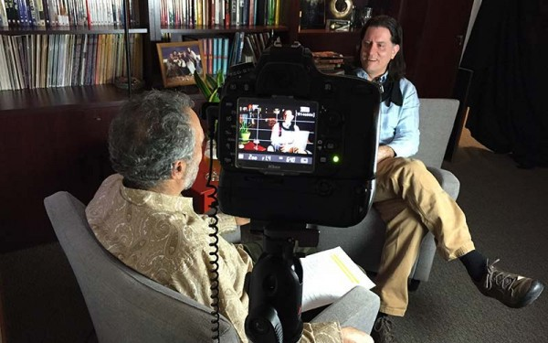 Lights Camera Action Tv Interview Tips For Craft
