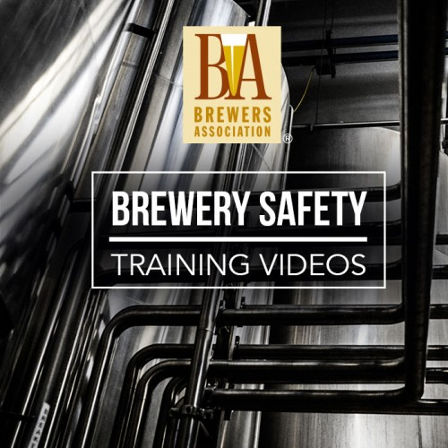 Brewery Safety Training