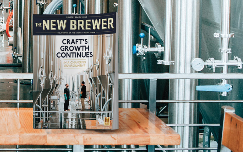 The New Brewer May June 16