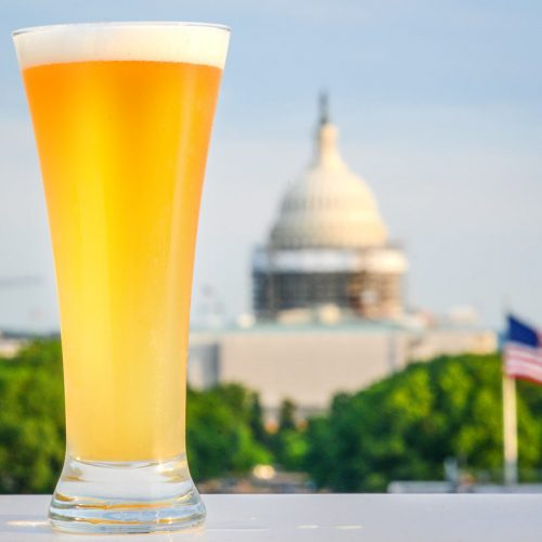 Brewers Association Hill Climb Washington D.C.