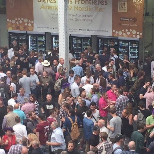 Brewers Association Great British Beer Festival