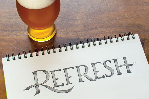 Refresh Brand