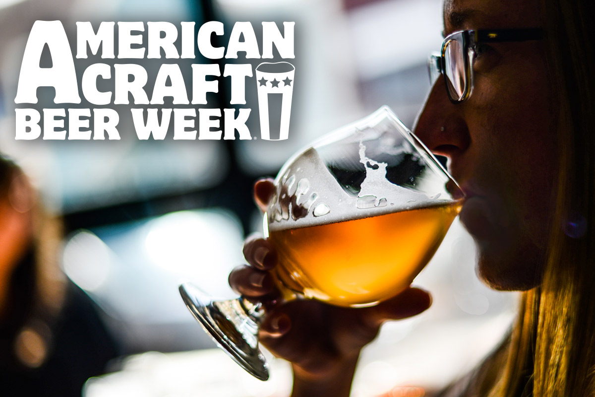 American craft beer week 2018 brewers association for How to craft beer